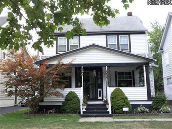 3392 Cedarbrook Rd, Cleveland Heights, OH 44118