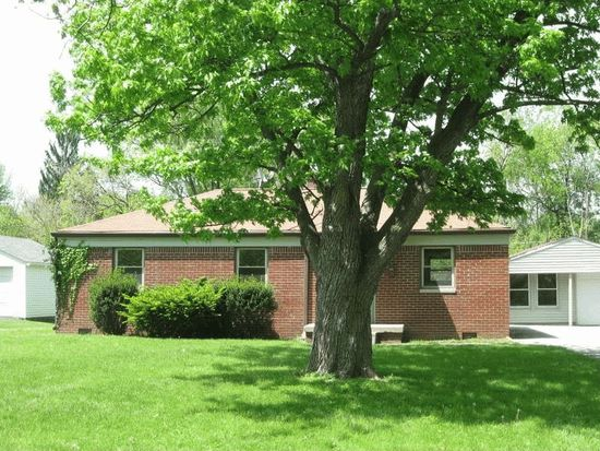 4318 N Ritter Ave, Indianapolis, IN 46226