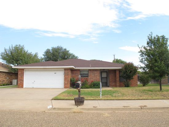 1409 6th St, Shallowater, TX 79363