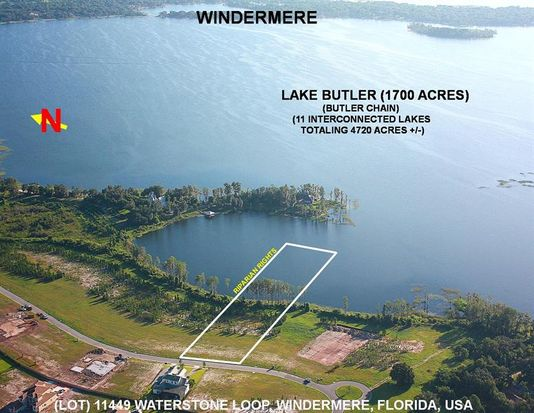 11449 Waterstone Loop Dr, Windermere, FL 34786
