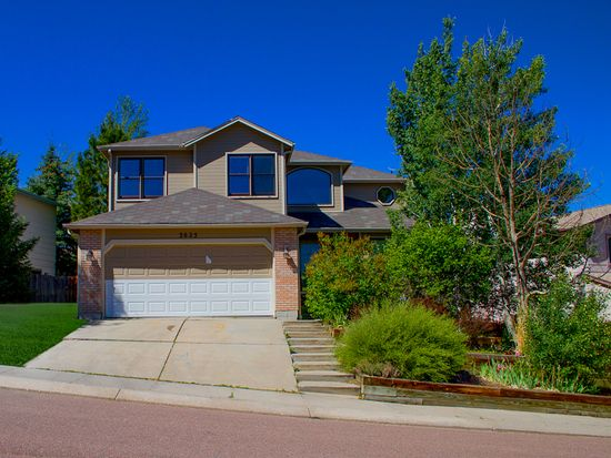 3625 Mountainside Dr, Colorado Springs, CO 80918