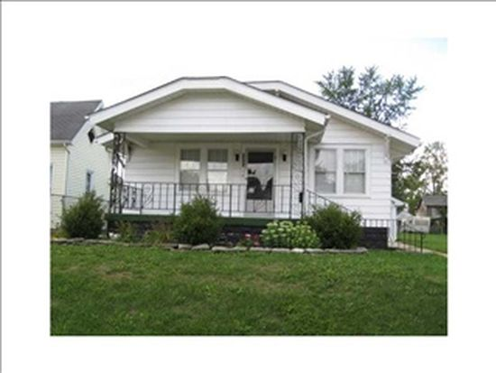 1311 W 4th St, Anderson, IN 46016