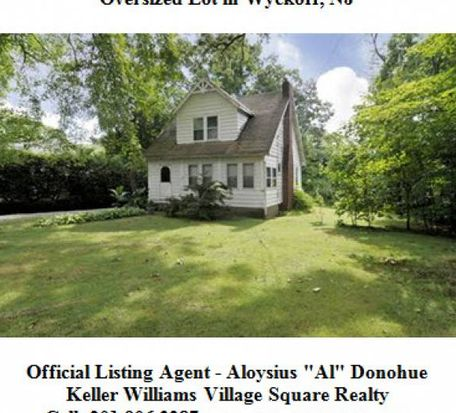 442 Lincoln Ave, Wyckoff, NJ 07481