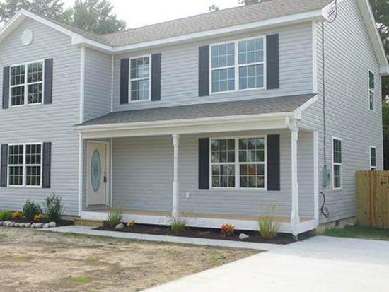 4409 Coltrane Ave, Suffolk, VA 23435