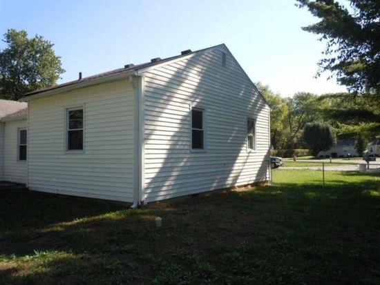 980 Bomar Ln, Greenwood, IN 46142