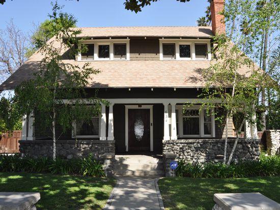 634 N El Molino Ave, Pasadena, CA 91101