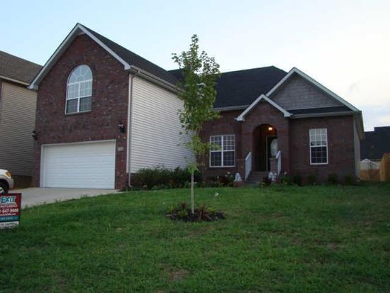 1344 Allmon Dr, Clarksville, TN 37042
