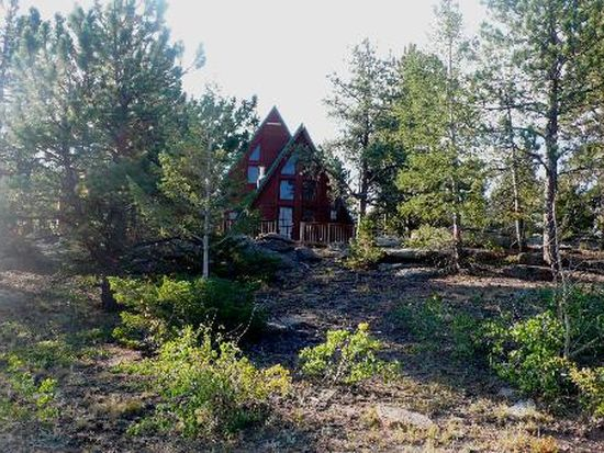 329 Monoma Rd, Red Feather Lakes, CO 80545