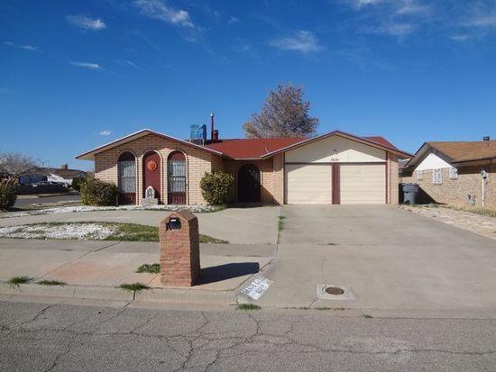 5601 Corsicana Ave, El Paso, TX 79924
