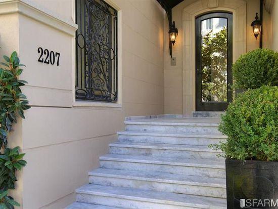 2207 Pacific Ave, San Francisco, CA 94115