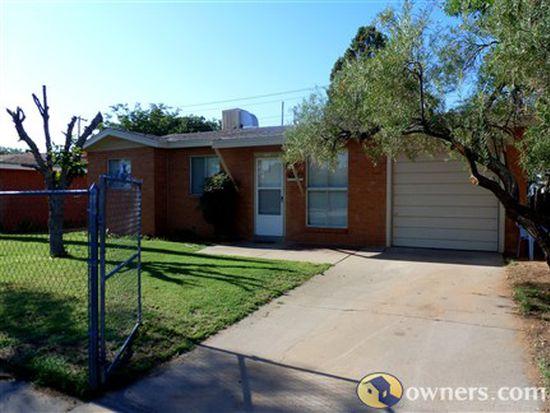 10017 Oakwood Dr, El Paso, TX 79924
