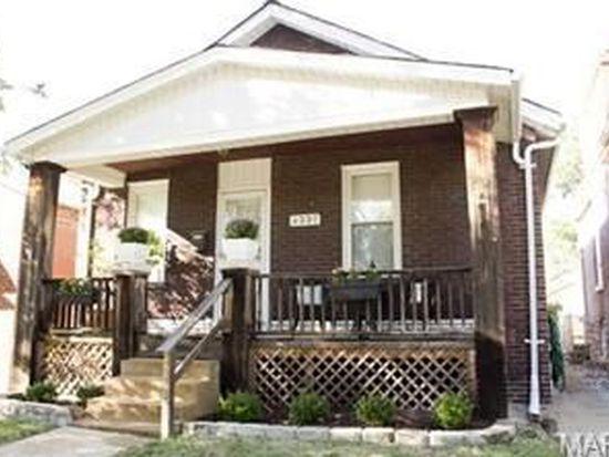 4337 Ellenwood Ave, Saint Louis, MO 63116