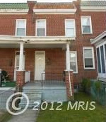 29 S Culver St, Baltimore, MD 21229