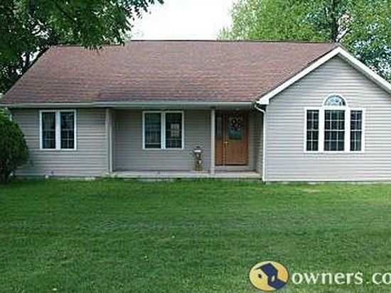 552 W Indiana Ave, Upland, IN 46989