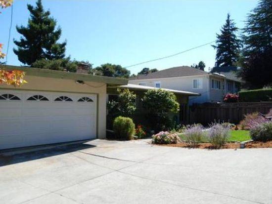 2109 Pullman Ave, Belmont, CA 94002