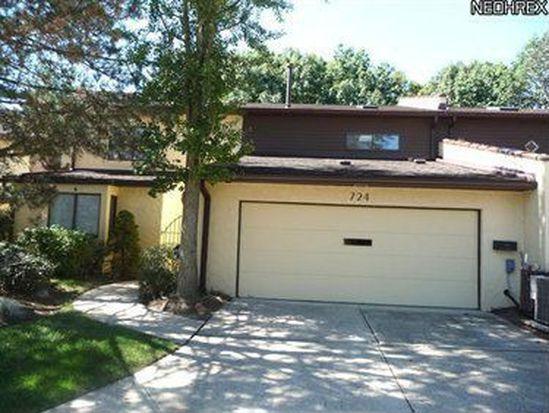 724 Hampton Ridge Dr, Akron, OH 44313