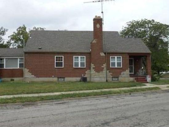 1461 Benson Dr, Dayton, OH 45406