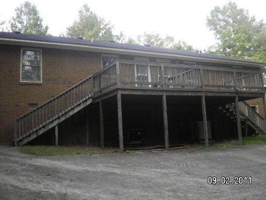 1925 Karen Cir, Milledgeville, GA 31061