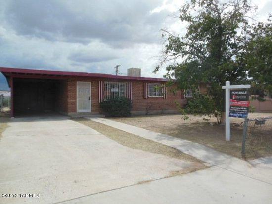 601 W Calle Margarita, Tucson, AZ 85706