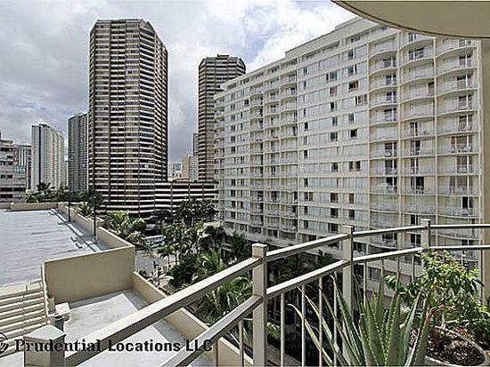 1765 Ala Moana Blvd APT 979, Honolulu, HI 96815