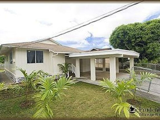 2233 Kanealii Ave, Honolulu, HI 96813