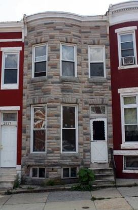 2519 W Fairmount Ave, Baltimore, MD 21223