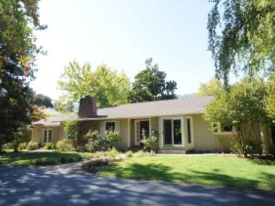 14800 Montalvo Rd, Saratoga, CA 95070