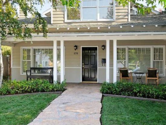 570 Ashton Ave, Palo Alto, CA 94306