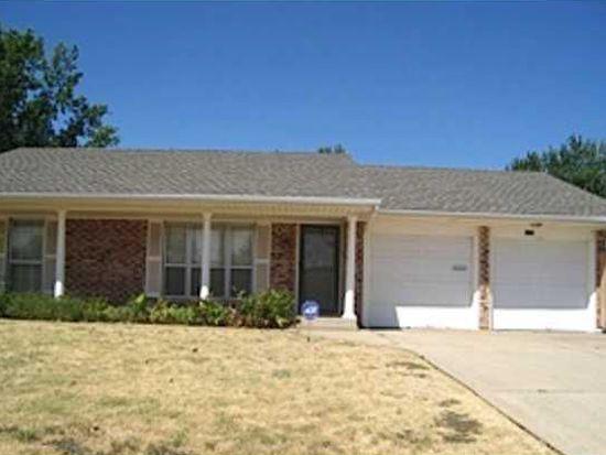 6709 N Libby Ave, Oklahoma City, OK 73132