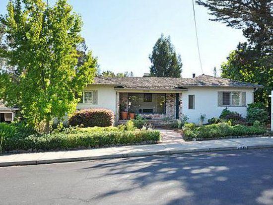 2435 Eaton Ave, San Carlos, CA 94070