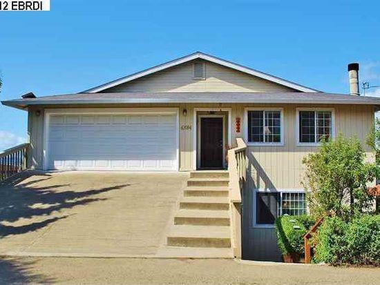 6584 Claremont Ave, Richmond, CA 94805