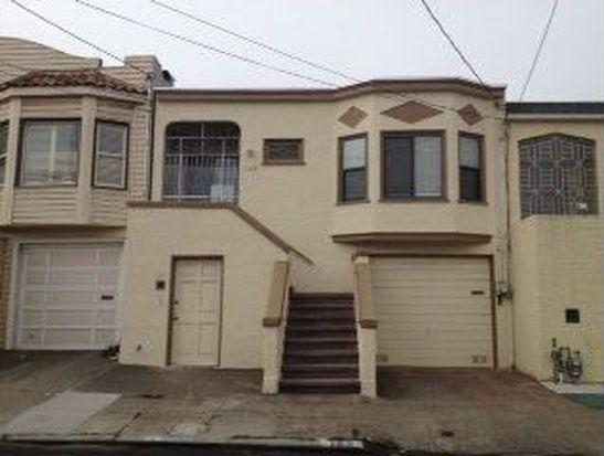 165 Laura St, San Francisco, CA 94112