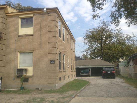 3911 Woodleigh St APT 2, Houston, TX 77023
