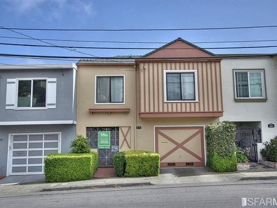 375 Los Palmos Dr, San Francisco, CA 94127