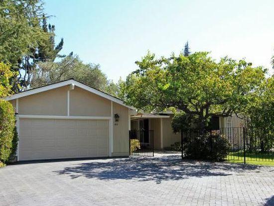 80 Alma Ct, Los Altos, CA 94022