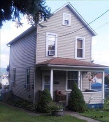 306 Strayer St, Johnstown, PA 15906