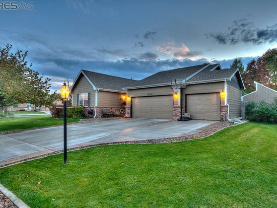 856 N Greeley Ave, Johnstown, CO 80534