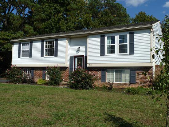 315 Wren Rd, Richmond, VA 23223