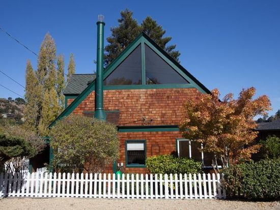 25 Locke Ln, Mill Valley, CA 94941