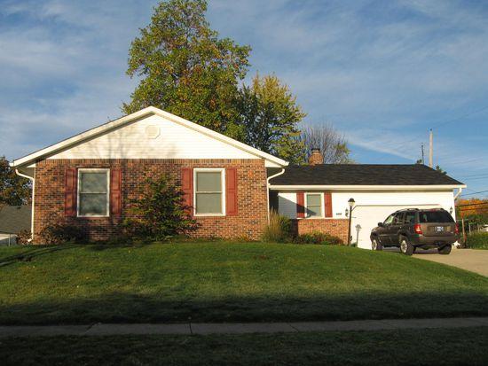 5306 Salem Ln, Fort Wayne, IN 46806