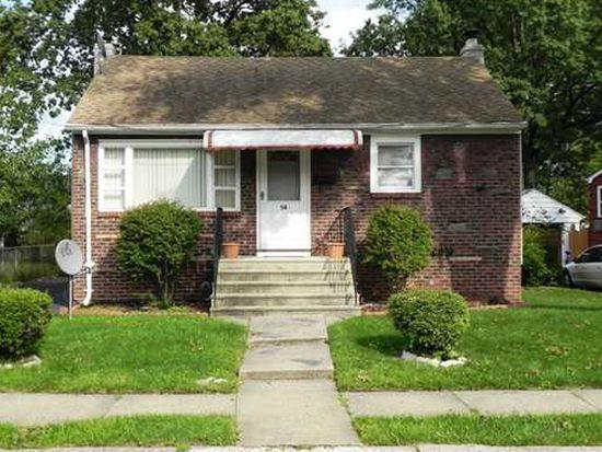 58 Commercial Ave, Avenel, NJ 07001