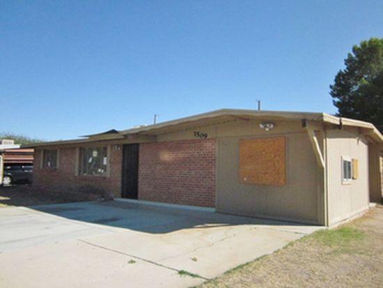 1509 W Calle Siglo, Tucson, AZ 85705