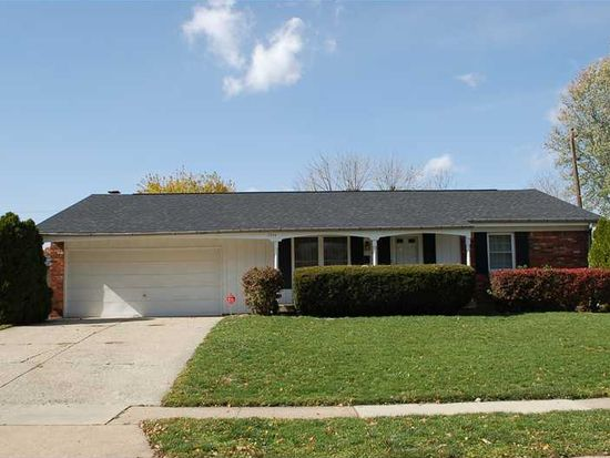 2804 Patton Dr, Indianapolis, IN 46224