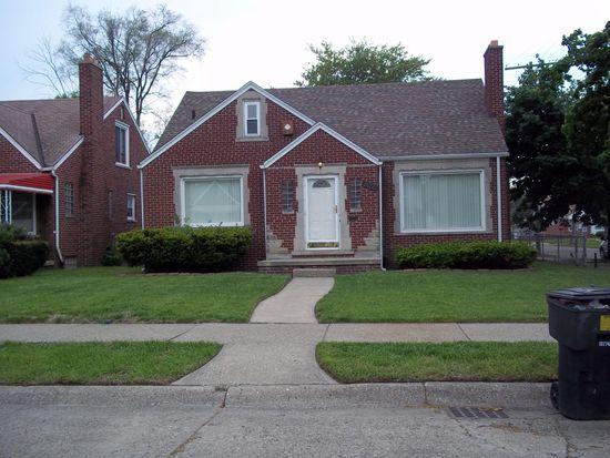 20261 Charest St, Detroit, MI 48234