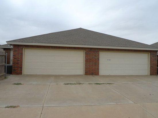 608 N Bangor Ave, Lubbock, TX 79416