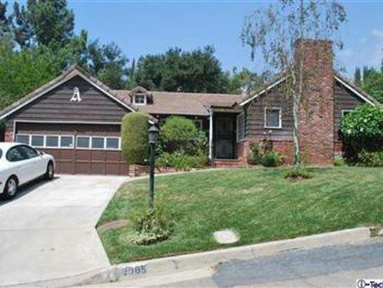 2885 Windfall Ave, Altadena, CA 91001