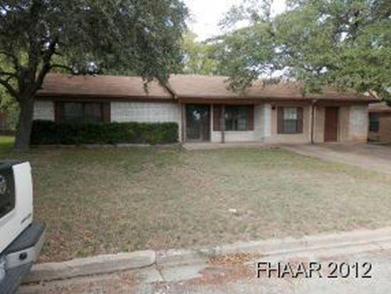 3419 Royal Dr, Gatesville, TX 76528