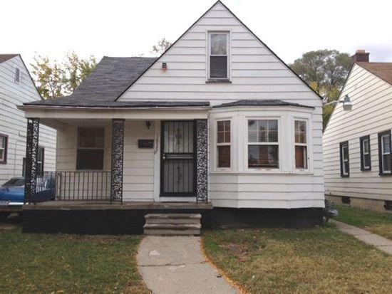 16547 Stoepel St, Detroit, MI 48221