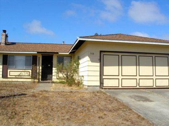 310 Radcliffe Dr, Vallejo, CA 94589