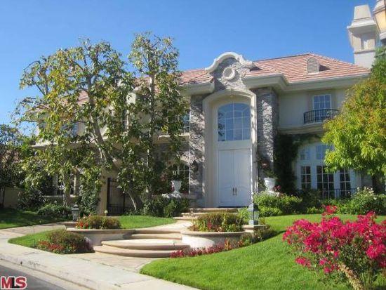 19133 Briarfield Way, Tarzana, CA 91356